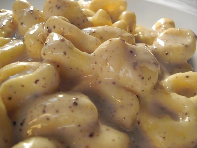 Piatti - Gnocchi scorzone