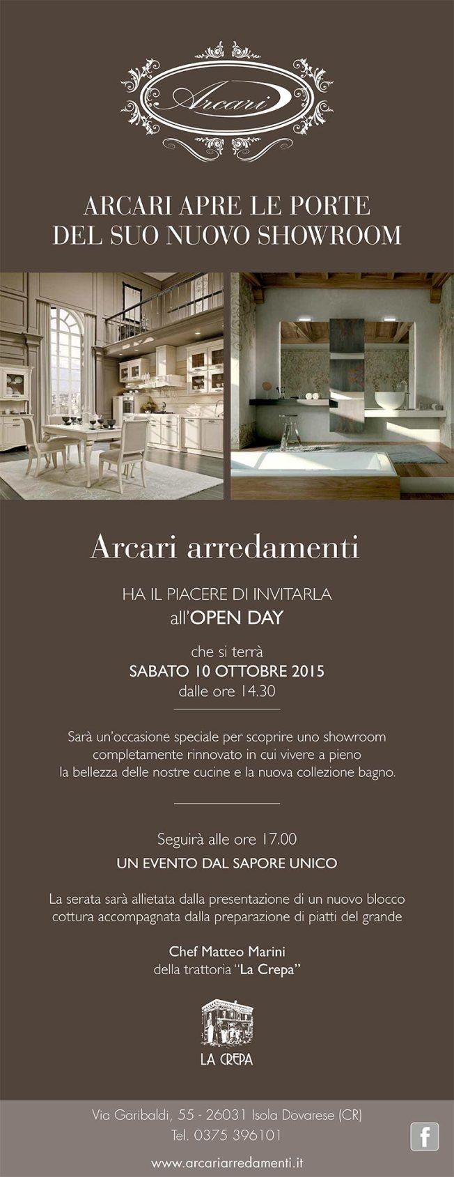 Arcari Aredamenti, Isola Dovarese, Made In Isola Dovarese, Cremona, Oglio-Chiese, 2015