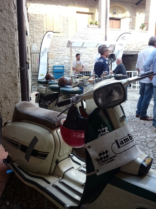 Il Lambretta Party
